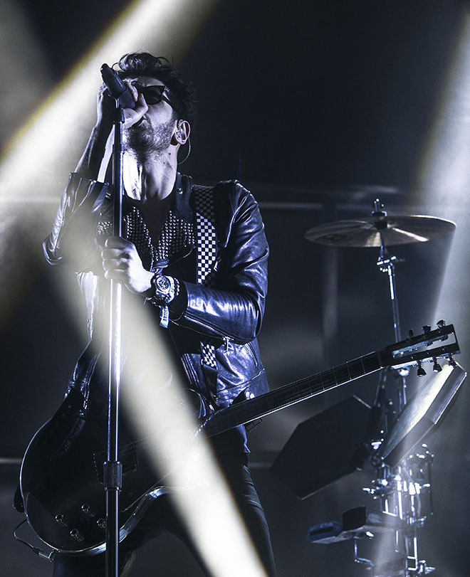 Dave 1 of Chromeo!